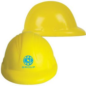 'Logo-Line' Hard Hat Stress Reliever