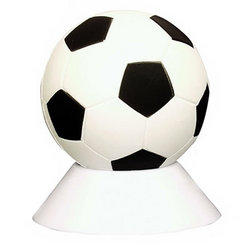 'Logo-Line' Anti Stress Soccer Ball