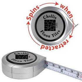 'Logo-Line' Spinning Logo Tape Measure