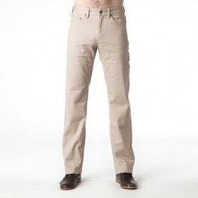 'Lee Riders' Mens Straight Leg Stretch Jean Style Chino Pant