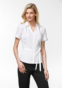 'Biz Collection' Ladies Berlin Y-Line Shirt