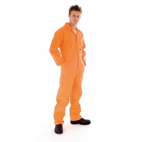 'DNC' Cotton Drill Coverall