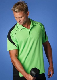 'Aussie Pacific' Mens Premier Polo