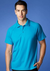 'Aussie Pacific' Mens Keira Polo