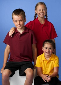 'Aussiepacific' Kids Botany Polo