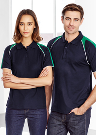 'Biz Collection' Mens Triton Polo