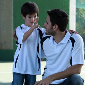 'Bocini' Kids Breezeway Sports Polo