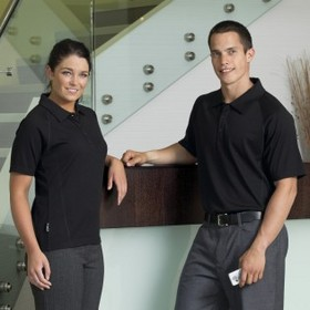 'Gear For Life' Ladies Merino Short Sleeve Polo