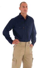 'DNC' Cool-Breeze Work Shirt, Long Sleeve