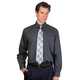 'DNC' Mens Premier Poplin Long Sleeve Business Shirt