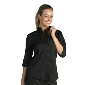 'DNC' Ladies ¾ Sleeve Business Shirt