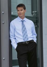 'Gear For Life' Mens The Herringbone Long Sleeve Shirt