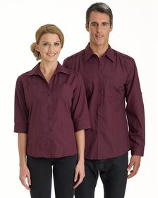 'Identitee' Ladies Murray ¾ Sleeve Shirt