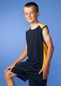 'Aussiepacific' Kids Premier Singlet