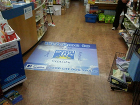 Floor Signage - Full Colour