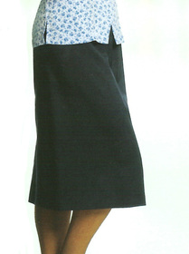 ** CLEARANCE ITEM ** - 'Totally Corporate'  Ladies A Line Skirt