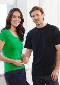 'Biz Collection' Mens Vibe Stretch T-Shirt
