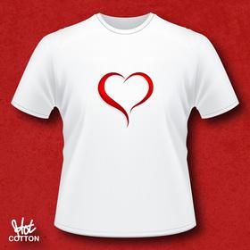 'Heart' T-shirt