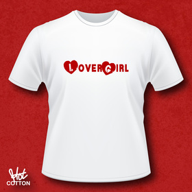 'Lover Girl' T-shirt