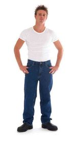 'DNC' Mens Cotton Denim Jeans