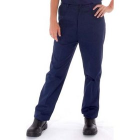 'DNC' Ladies Cotton Drill Work Pants