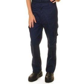 'DNC' Ladies Cotton Drill Cargo Pants
