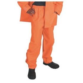 'DNC' HiVis Breathable Rain Trousers