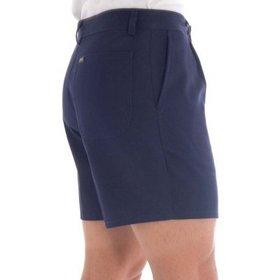'DNC' Cotton Drill Belt Loop Shorts