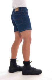 'DNC' Mens Denim Stretch Shorts
