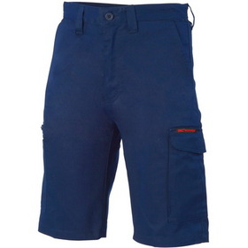 'DNC' Mens Digga Cool Breeze Cotton Cargo Shorts