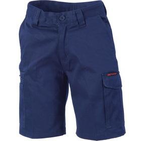 'DNC' Ladies Digga Cool Breeze Cotton Cargo Shorts