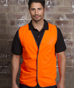 'Aussie Kings' Hi-Vis Optimus Vest