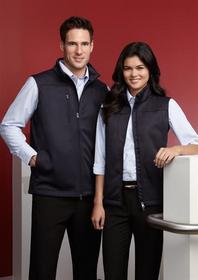 'Biz Collection' Ladies Plain Soft Shell Vest
