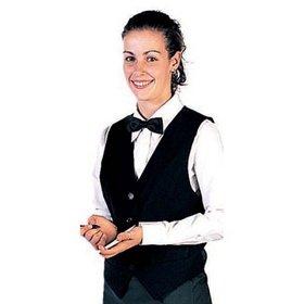 'DNC' Ladies Black Vest