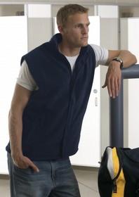 'Gear for Life' Mens Lined Polar Fleece Vest