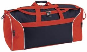 'Grace Collection' Tri-Colour Sports Bag