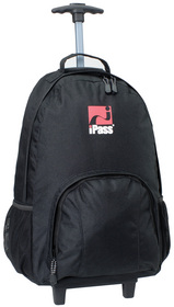 'Grace Collection' Trolley Backpack