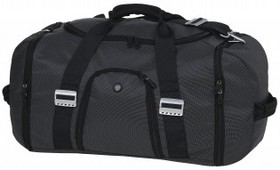 'Gear for Life' Identity Overnight Bag