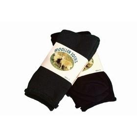 'DNC' Woollen Socks - 3 Pair Pack