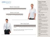 Garment Size & Fit Guide  ddd