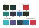 Pippa Knit & City Health Active Fabric Colour Range  ddd