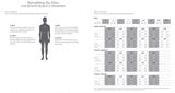 BIZ Mens Measuring & Sizing  ddd
