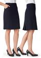 'Biz Collection' Ladies Detroit Flexi Band Skirt