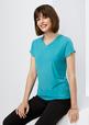 'Biz Collection' Ladies Lana Short Sleeve Top