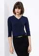 'Biz Collection' Ladies Lana 3/4 Sleeve Top