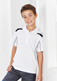 'Biz Collection' Kids United Polo