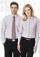 'Biz Collection' Mens Berlin Long Sleeve Shirt