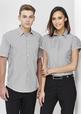 'Biz Collection' Mens Berlin Short Sleeve Shirt