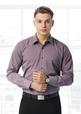 'Biz Collection' Mens Trend Long Sleeve Shirt