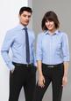 'Biz Collection' Ladies Euro 3/4 Sleeve Shirt